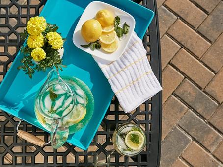 レモン水の5つのヘルシー効果♪でも、飲むタイミングと飲み過ぎには注意!?