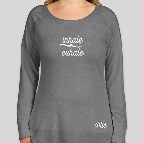 Inhale/Exhale Long Sleeve
