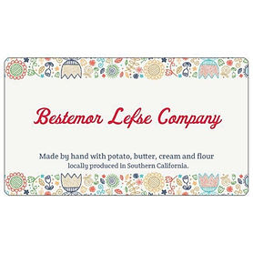 Bestemor Lefse Company