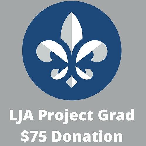 Donation $75