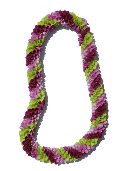 May Day Spiral Orchid Lei