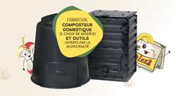 Programme de compostage domestique