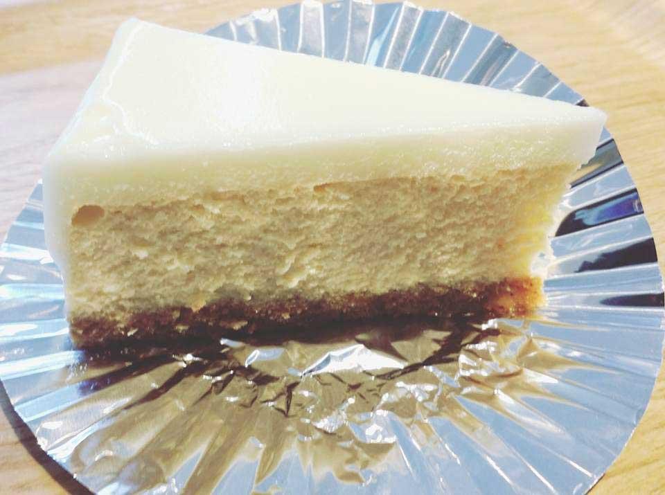 ミルクゼリーチーズケーキ