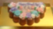 ハーフはちみつレモンケーキ
