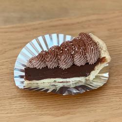 生チョコクリームパイ