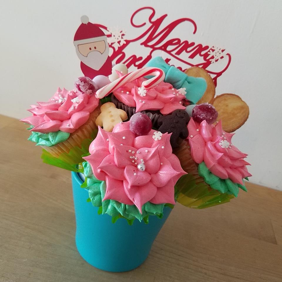 2017オリジナルクリスマスケーキ