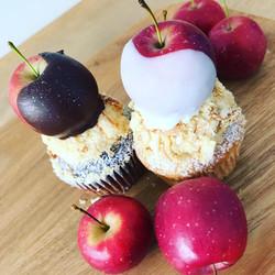 白雪姫のカップケーキ