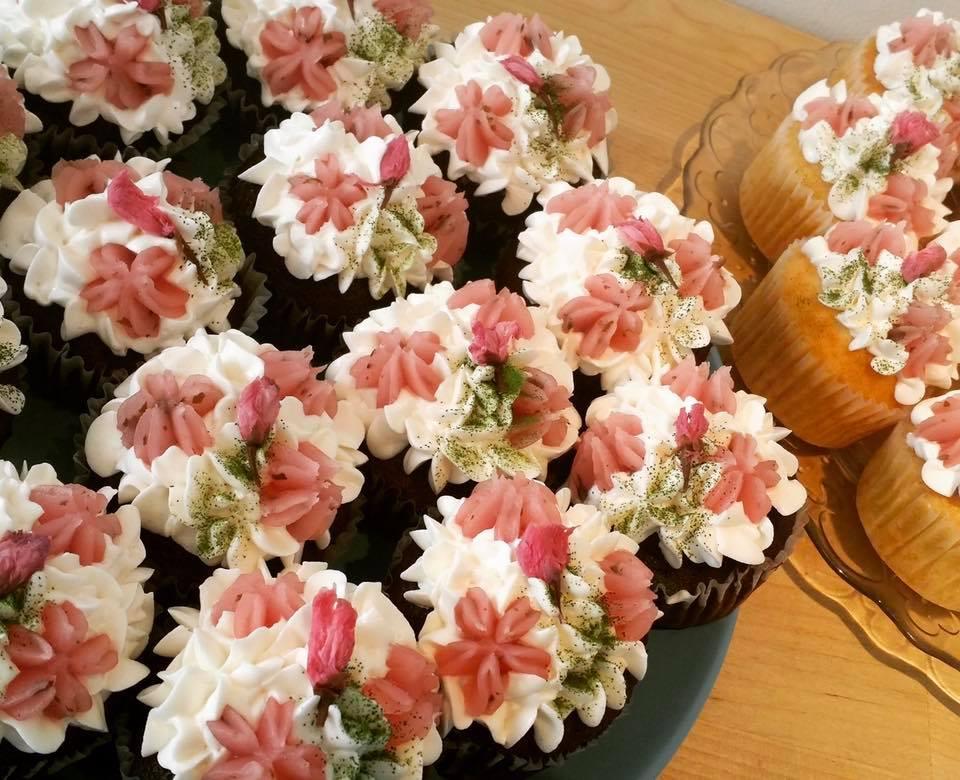 SAKURAカップケーキ