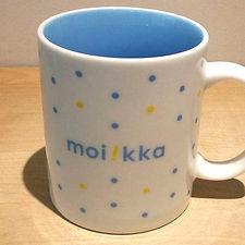 moi!kkaオリジナルマグカップ