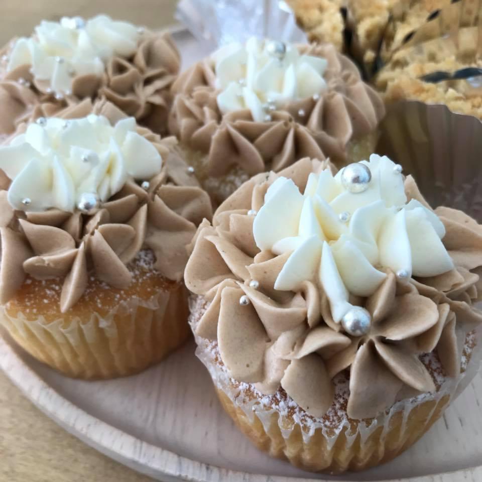 ロイヤルミルクティーカップケーキ