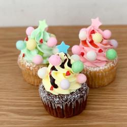 おいりカップケーキ