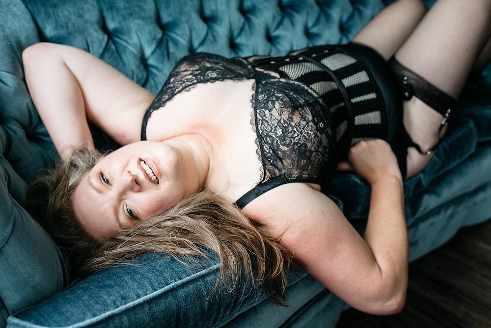 knee high boudoir lingerie vancouver wa