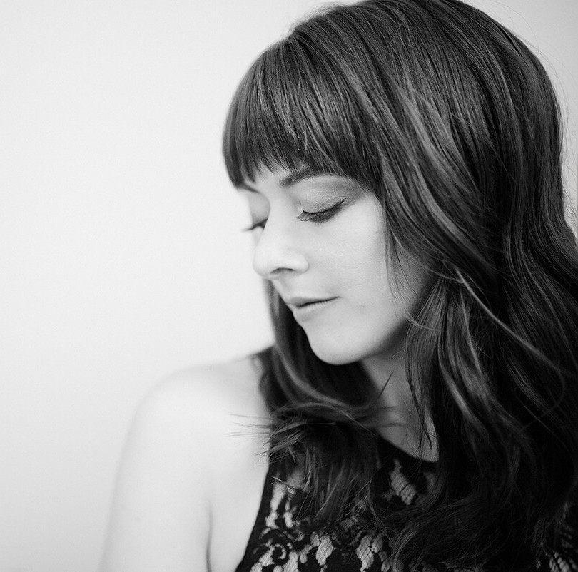 Emily Modern Glamour Studio Portrait