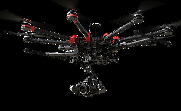 Prestation Vidéo Drone Lyon