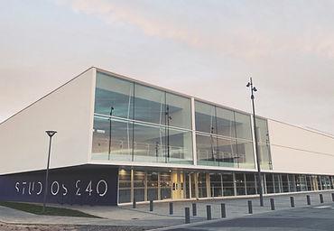 Photographie de façade, de l'architecture du Studio 240, à Cormeilles-En-Parisis