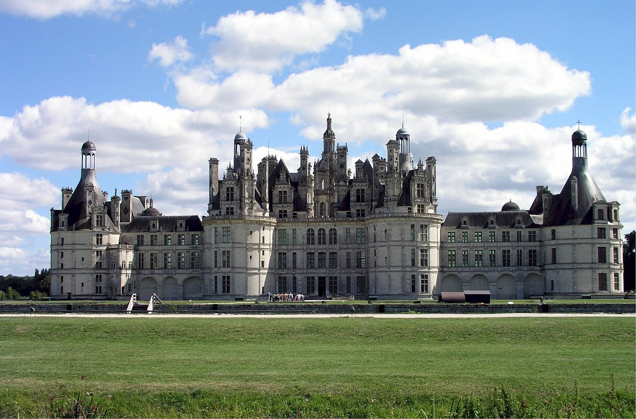 chambord flickr libre droit