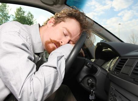 Штраф за нарушение режима работы водителей