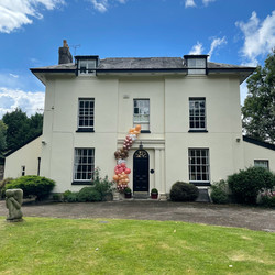 Manor House Balloon Decor Chepstow by CED Events