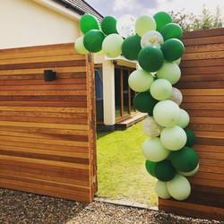 CED Events Balloon Garland