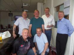 Stan Hollis V.C Memorial.Longlands Club Sat 2nd Aug 2014 066
