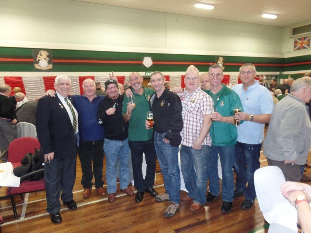 Green Howards Reunion.T.A Centre Stockton Rd.Fri 14th Oct 053