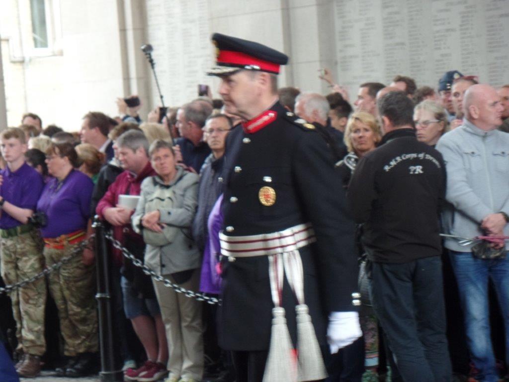 Ypres,Tynecot,Passchendale,Belgium 28th June 3rd July 2016 361