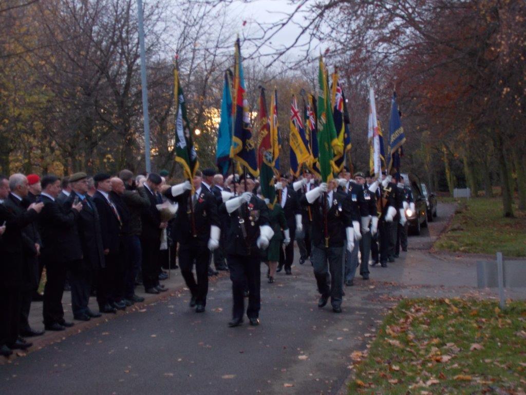 Frederick Leach's Funeral 002