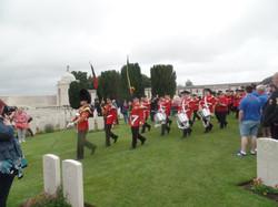 Ypres,Tynecot,Passchendale,Belgium 28th June 3rd July 2016 149