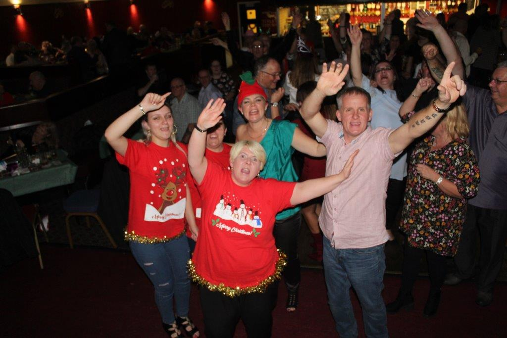 Green Howards Xmas Party.Longlands.(Cannon Cam).Sat 2nd Dec 2017 106