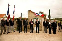 Day 2 Normandy Hollis VC Hut 13