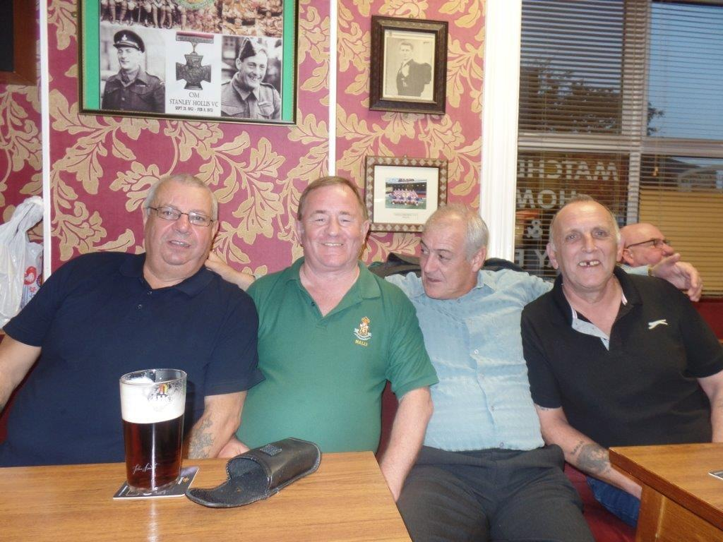 Green Howards Reunion,Lizzy 50th Longlands,Sat 15th Oct 2016 148