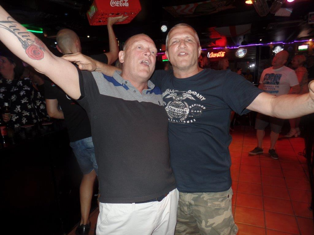 Green Howards Benidorm. Fun In The SunMon 28th May Mon 4th June 018 - Copy
