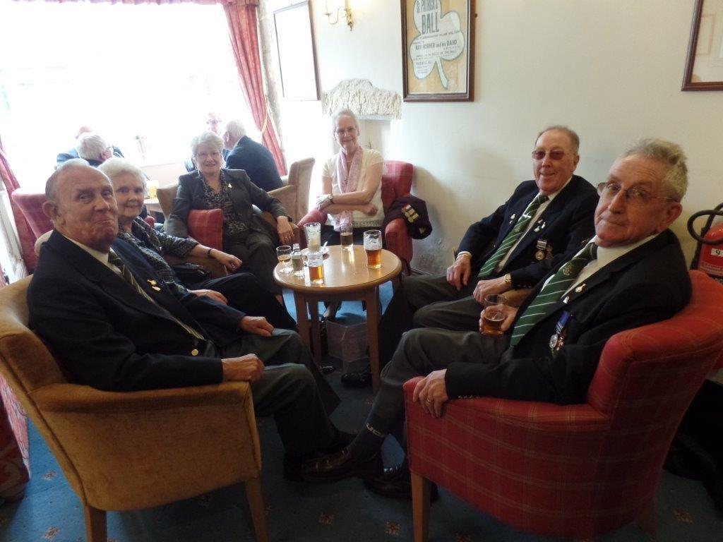 Commemoration To Honour Captain Archie White VC.Boroughbridge 136