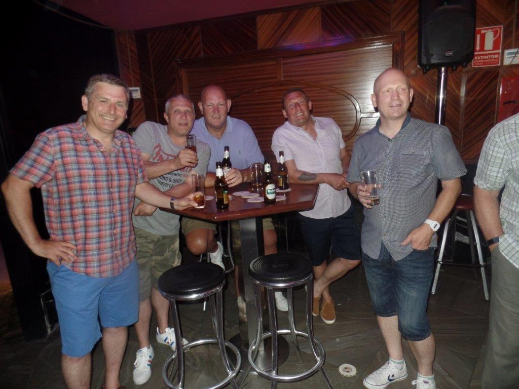 Green Howards.Benidorm Fun In The Sun.Mon 28th,Mon 4th June 2018 220