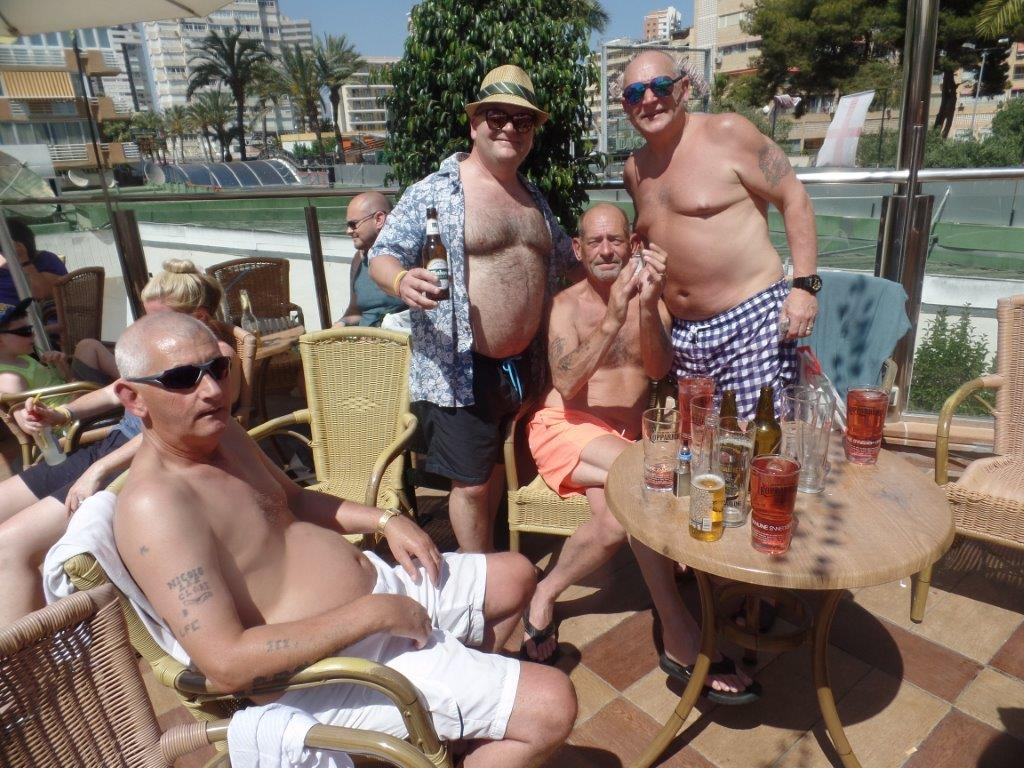 Green Howards.Benidorm Fun In The Sun.Mon 28th,Mon 4th June 2018 106