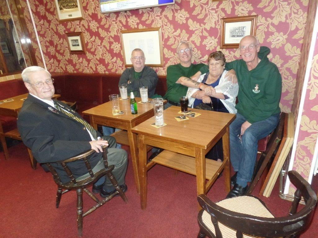 Green Howards Reunion,Lizzy 50th Longlands,Sat 15th Oct 2016 092