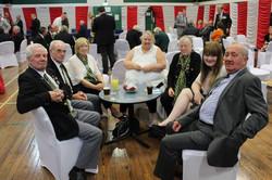 Green Howards Reunion Sun 8th Oct 2017 T.A Centre +Don Bar 046