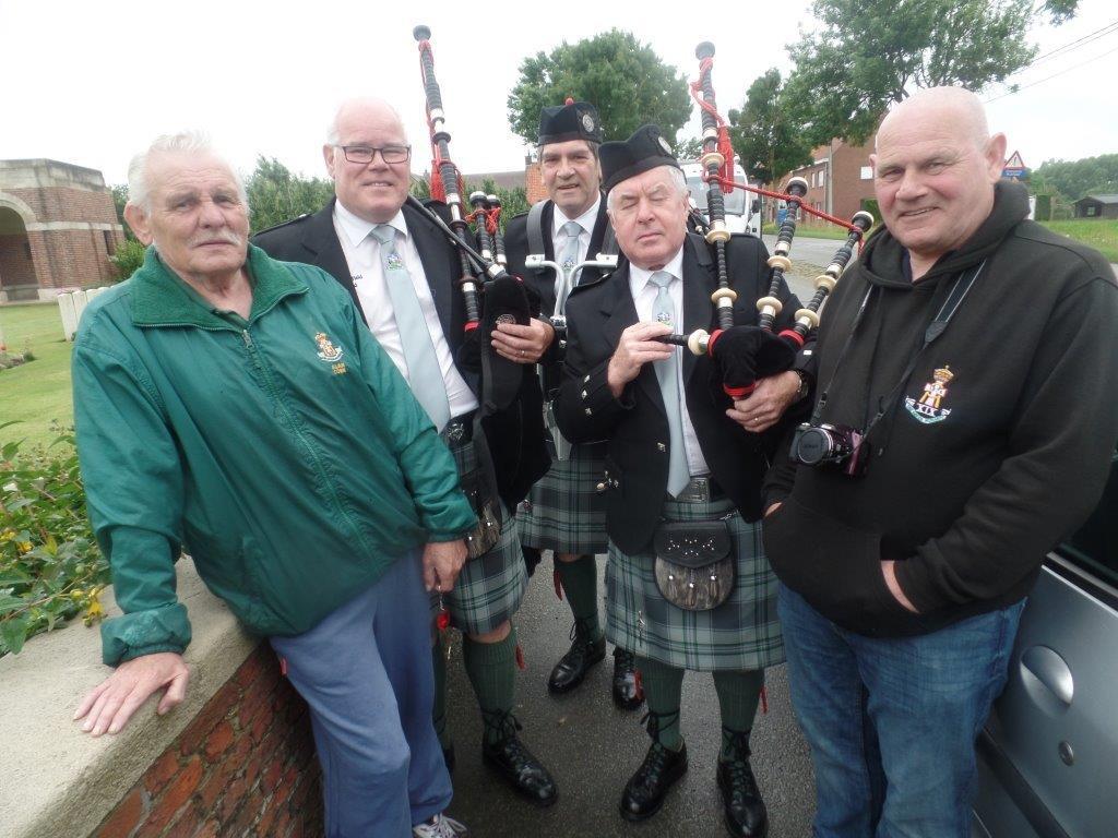Ypres,Tynecot,Passchendale,Belgium 28th June 3rd July 2016 113