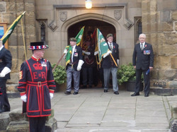 Kenny McGraths Funeral.Guisbrough Priory Wed 1st Nov 2017 097