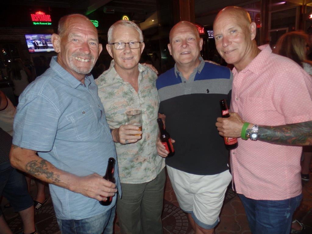 Green Howards.Benidorm Fun In The Sun.Mon 28th,Mon 4th June 2018 582