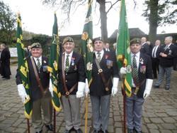 Kenny McGraths Funeral.Guisbrough Priory Wed 1st Nov 2017 015