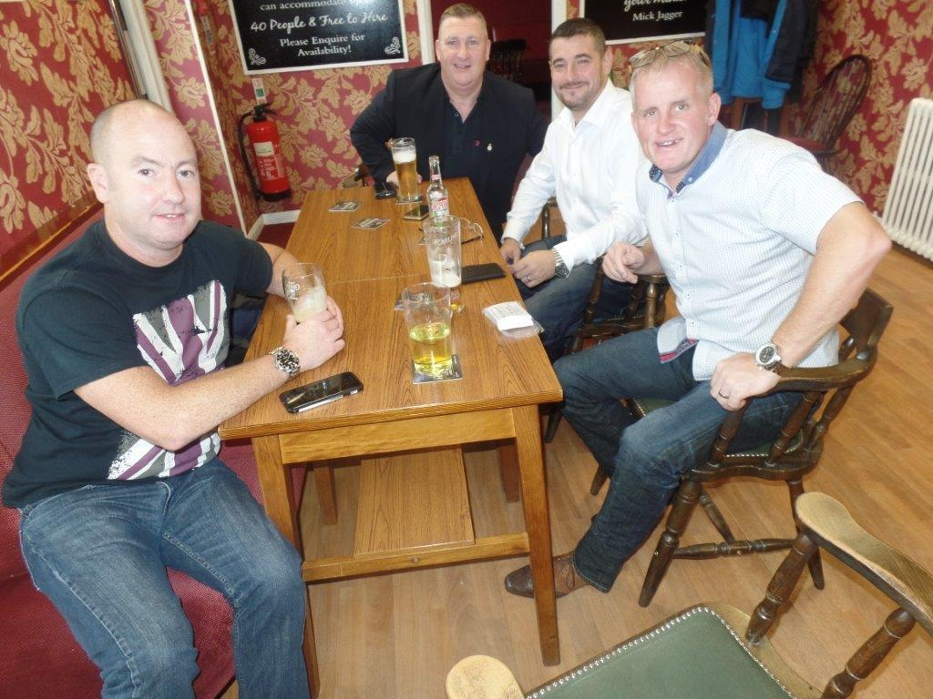 Green Howards Reunion,Lizzy 50th Longlands,Sat 15th Oct 2016 025