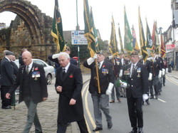 Kenny McGraths Funeral.Guisbrough Priory Wed 1st Nov 2017 075