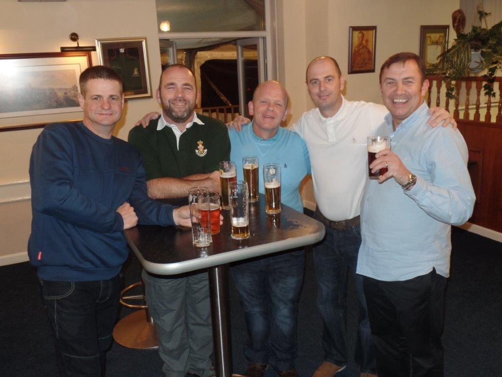Green Howards Reunion.T.A Centre Stockton Rd.Fri 14th Oct 056