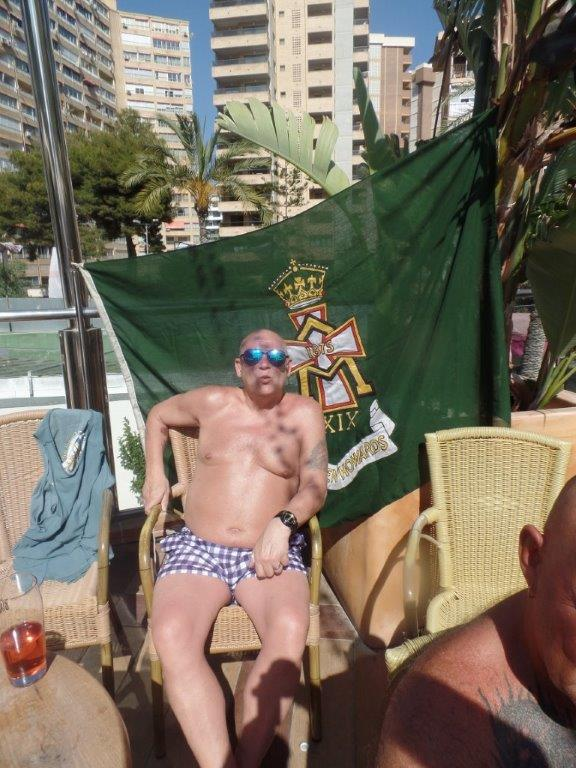 Green Howards.Benidorm Fun In The Sun.Mon 28th,Mon 4th June 2018 137
