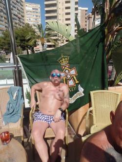 Green Howards.Benidorm Fun In The Sun.Mon 28th,Mon 4th June 2018 137