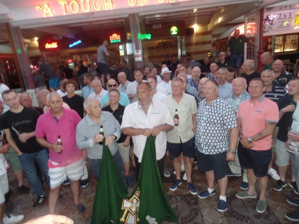 Green Howards Benidorm.Fun In The Sun.Mon 28th Mon 4th June 2018 026