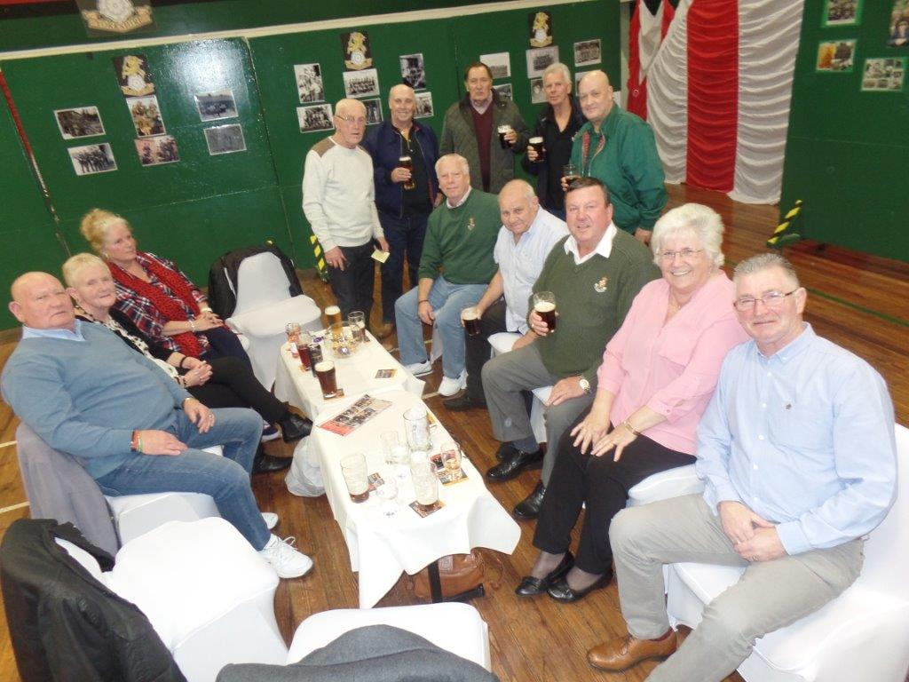Green Howards Reunion.T.A Centre Stockton Rd.Fri 14th Oct 041