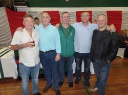Green Howards Reunion.T.A Centre Stockton Rd.Fri 14th Oct 090