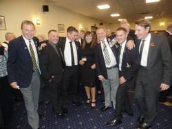 Kenny McGraths Funeral.Guisbrough Priory Wed 1st Nov 2017 233